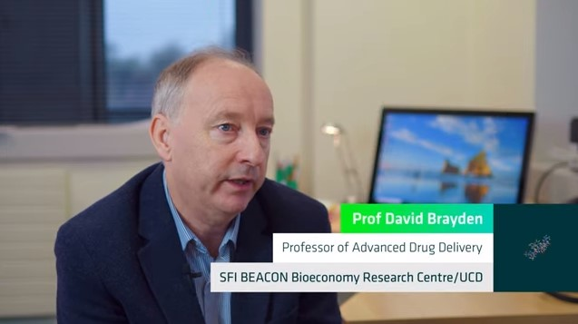 Nuritas and SFI BEACON Bioeconomy Research Centre to investigate oral bioavailability, a holy grail of the pharmaceutical industry